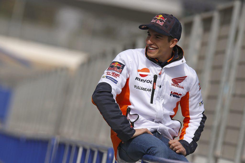 """MotoGP: Marquez, """"I principali rivali saranno Rossi, Vinales e Pedrosa. Mistero Lorenzo"""""""