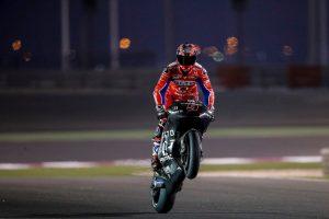 """MotoGP Test Qatar Day 1: Petrucci, """"Alla fine abbiamo raccolto tante informazioni"""""""