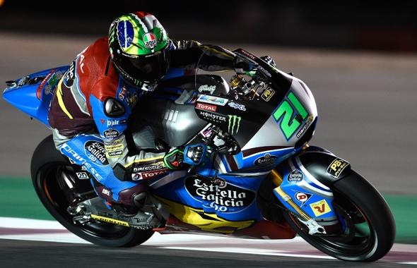 Moto2 Qatar Gara: Morbidelli domina nel deserto, prima vittoria in carriera