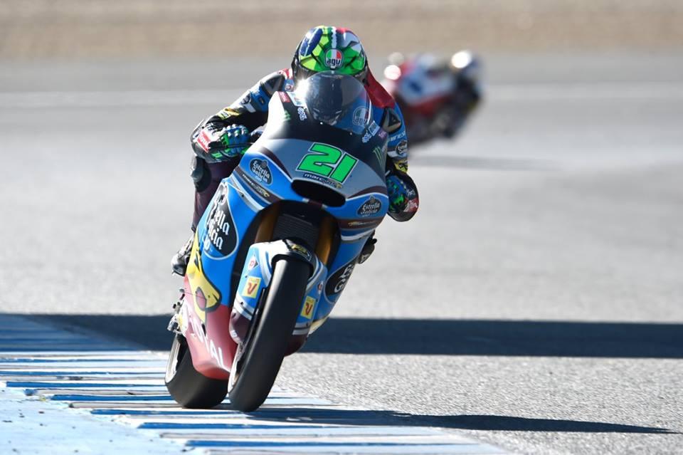 Moto2 Test Jerez Day 2: Morbidelli si aggiudica la seconda giornata di test