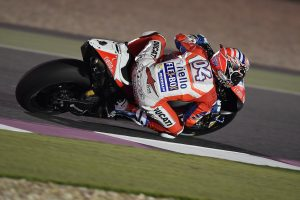 """MotoGP Test Qatar Day 1: Dovizioso, """"Ottimo feeling con la Desmosedici GP"""""""