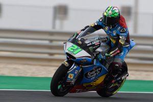 """Moto2 Test Qatar Day3: Morbidelli, """"E' stato probabilmente il miglior pre-campionato da quando corro in Moto2″"""