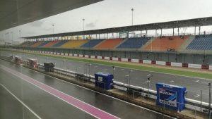 MotoGP Qatar: La pioggia arriva sul circuito di Losail