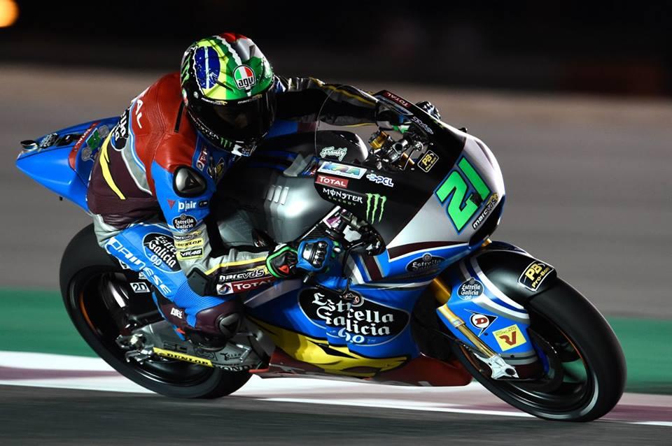 Moto2: finalmente Franco Morbidelli! In Qatar arriva il primo successo nel mondiale