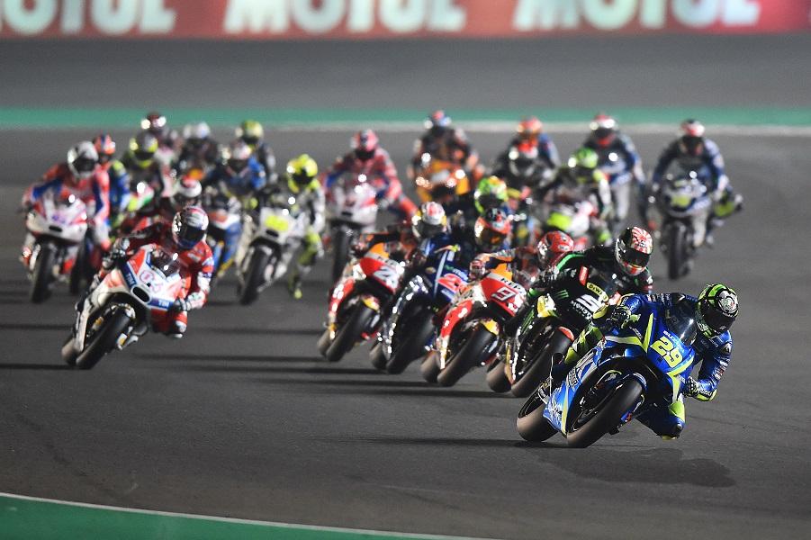 """MotoGP Qatar Michelin: Taramasso, """"Le nostre nuove gomme hanno lavorato molto bene"""""""