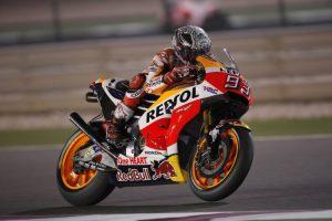 """MotoGP Test Qatar Day 2: Marquez, """"Oggi abbiamo provato qualcosa che non ha funzionato"""""""