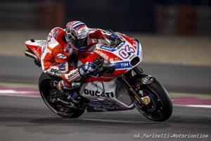 """MotoGP Test Qatar Day 3: Dovizioso, """"Sono fiducioso per la prima gara della stagione"""""""