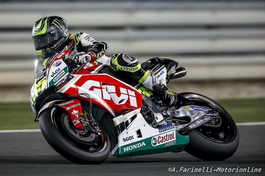 MotoGP, Qatar: a Vinales le libere 3, è lui il padrone