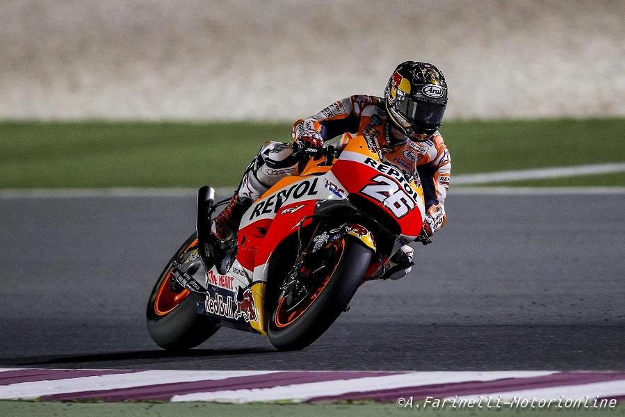 """MotoGP Preview Qatar: Pedrosa, """"E' difficile fare previsioni per la gara, il livello della concorrenza è molto alto"""""""