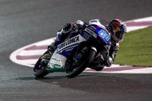 Moto3 Qatar, FP3: Vola Martin, Fenati in scia