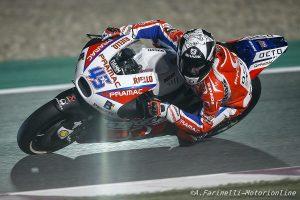MotoGP Qatar, FP2: Redding stupisce nella seconda sessione, scivola Vinales, migliora Rossi