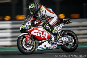 "MotoGP | Qatar, Gara: Cal Crutchlow, ""Cambiare l'anteriore in griglia è stata una decisione sbagliata"""