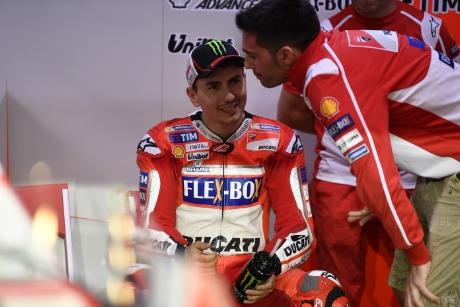 "MotoGP: Lorenzo,""Rossi favorito in Yamaha grazie al marketing"""