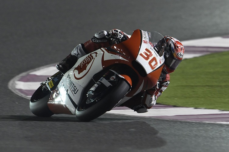Moto2 Test Qatar Day 2: A sorpresa Nakagami chiude al comando