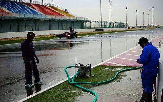 MotoGP Qatar Meteo: Torna la pioggia, cambiano gli orari delle qualifiche