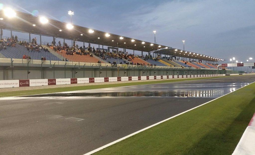 MotoGP Qatar: Sessioni cancellate in tutte le categorie