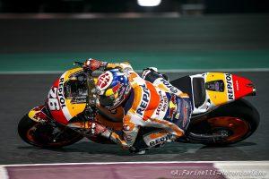 """MotoGP Qatar QP: Pedrosa, """"La decisione di annullare le sessioni è stata giusta"""""""