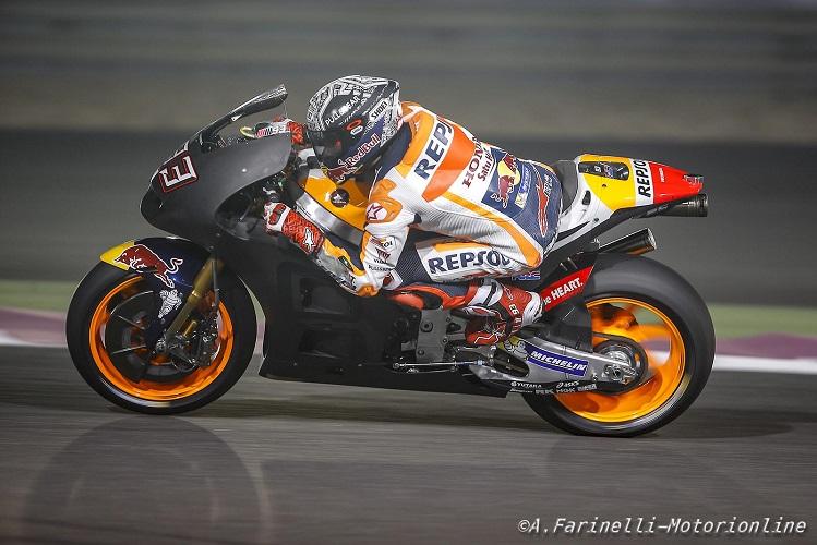 MotoGP, test Qatar: Vinales davanti a Rossi, è doppietta Yamaha