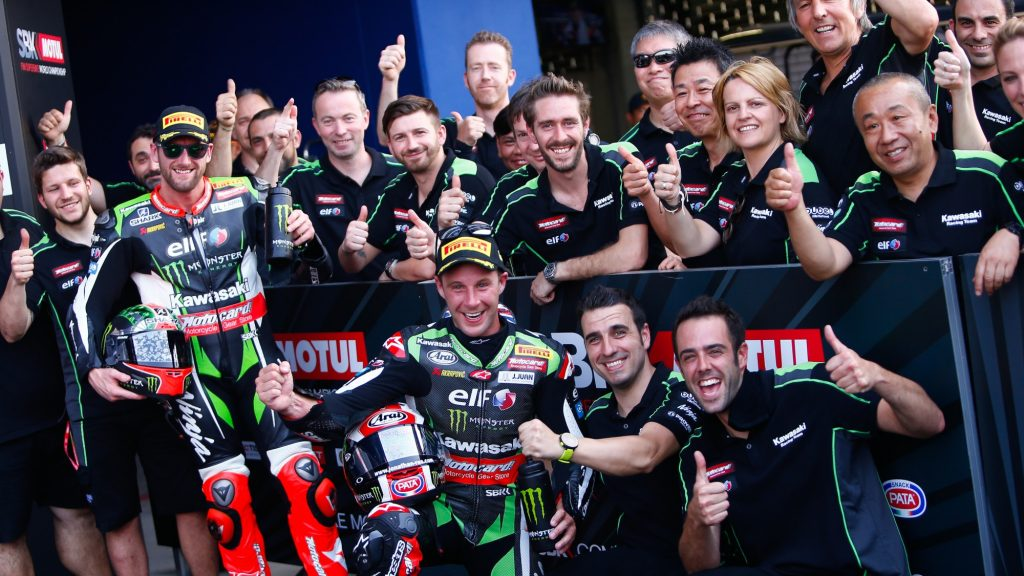 Superbike, Motul Thai Round, Gara1: doppio podio per Kawasaki