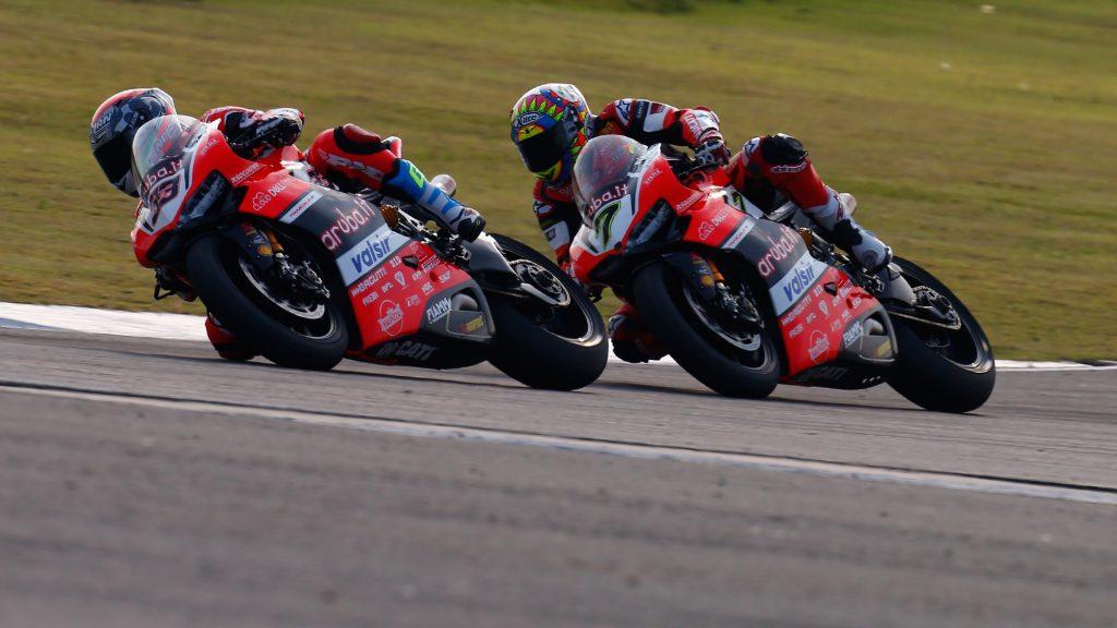 Superbike, Pirelli Aragon Round: Chaz Davies vuole battere il suo record