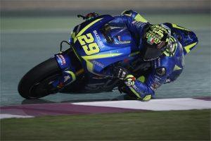 "MotoGP Test Qatar Day 1: Iannone, ""Manca feeling all'anteriore"""