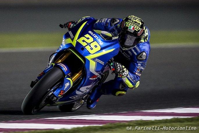 "MotoGP Test Qatar Day 3: Iannone, ""Stiamo migliorando, lavoriamo step by step"""