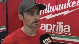 Superbike, Motul Thai Round, FP: buoni progressi per Eugene Laverty
