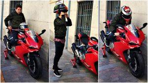 MotoGP: Jorge Lorenzo tradisce la Desmosedici…con una 959
