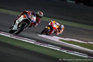 "MotoGP Test Qatar Day 2: Lorenzo, ""Stiamo facendo progressi"""
