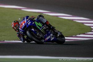 """MotoGP Test Qatar Day 2: Vinales, """"Ho un grande feeling con la moto"""""""