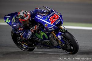 """MotoGP Test Qatar Day 3: Vinales, """"Test perfetti, ma possiamo ancora migliorare"""""""