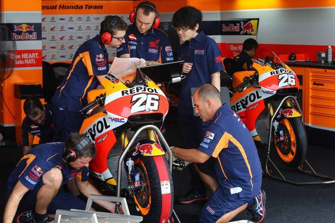 MotoGP: Che lingua si parla nei box? Ce lo racconta HRC