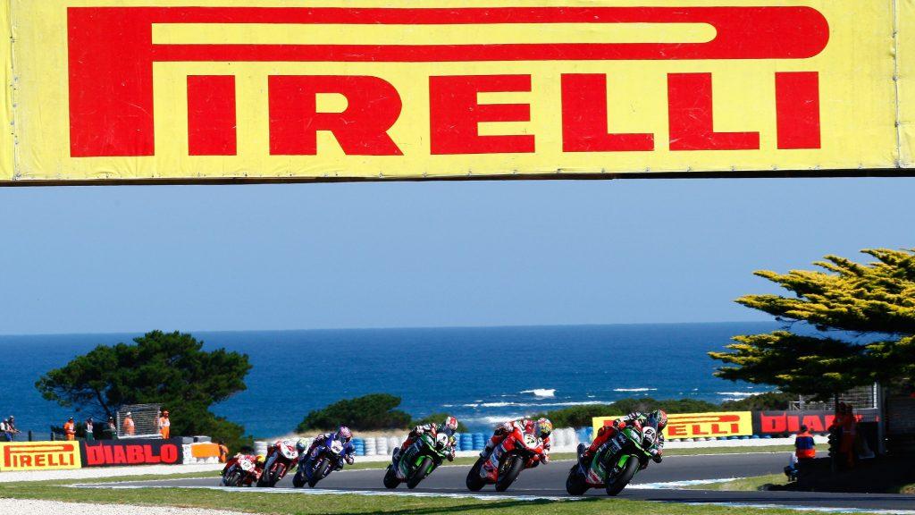 Superbike: Pirelli sarà il title sponsor del prossimo Round di Aragon