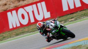 Superbike, Pirelli Aragon Round, FP1: Rea impone già il suo ritmo