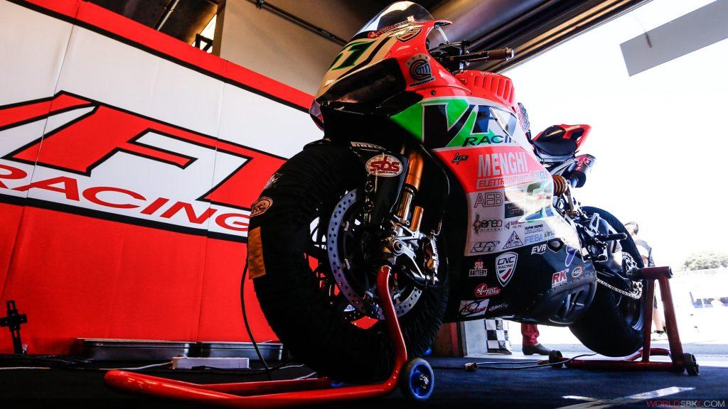Superbike: il Team VRT Racing scenderà in pista come wild card