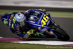 "MotoGP Test Qatar Day 3: Rossi, ""Tornare alla moto 2016? Ormai è tardi"""