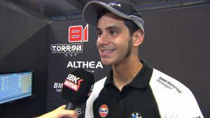 Superbike, Motul Thai Round, Gara 1: buona prestazione per il Team Althea BMW