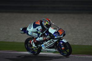 """Moto3 Test Qatar Day3: Di Giannantonio, """"Tre giorni purtroppo inutili, abbiamo giranto pochissimo"""""""