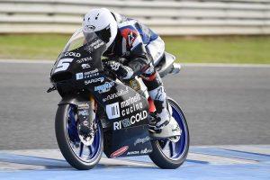 """Moto3 Test Jerez: Fenati, """"Siamo in crescita costante"""""""