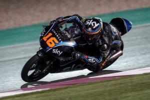"""Moto3 Qatar Day 2: Migno, """"Sarà fondamentale partire nelle prime file"""""""