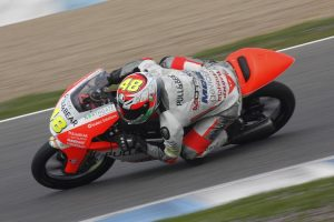 """Moto3 Test Jerez: Dalla Porta, """"La prima giornata di test è stata difficile"""""""