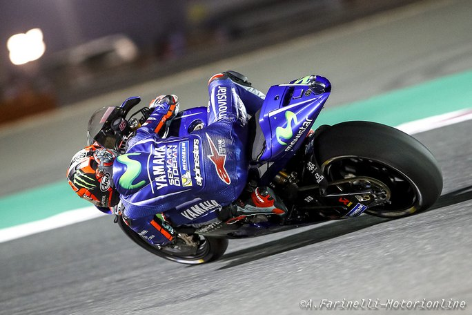 """MotoGP Qatar Day 2: Vinales, """"Sorpreso nel vedere Lorenzo fuori dalle Q2"""""""
