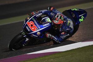 """MotoGP Test Qatar Day 1: Vinales, """"Abbiamo lavorato bene, ma c'è da migliorare la frenata"""""""
