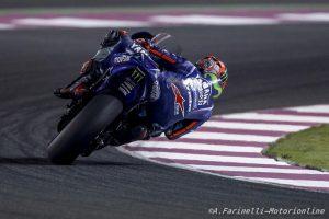 MotoGP Test Qatar Day 3: Vinales si conferma al Top, bene Dovizioso e Lorenzo, Rossi arranca