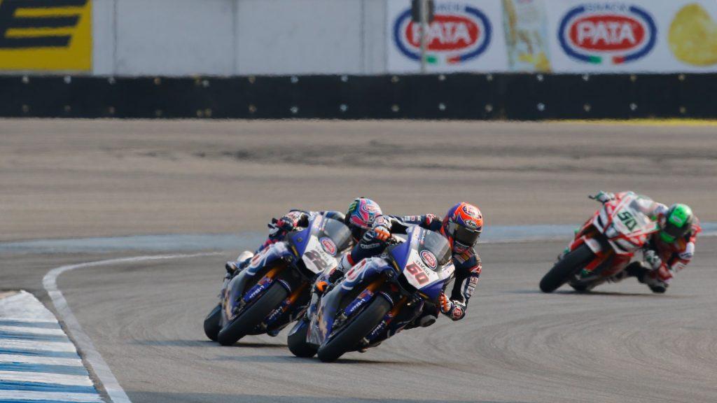 Superbike, Pirelli Aragon Round: Pata Yamaha si prepara alla sfida del Motorland