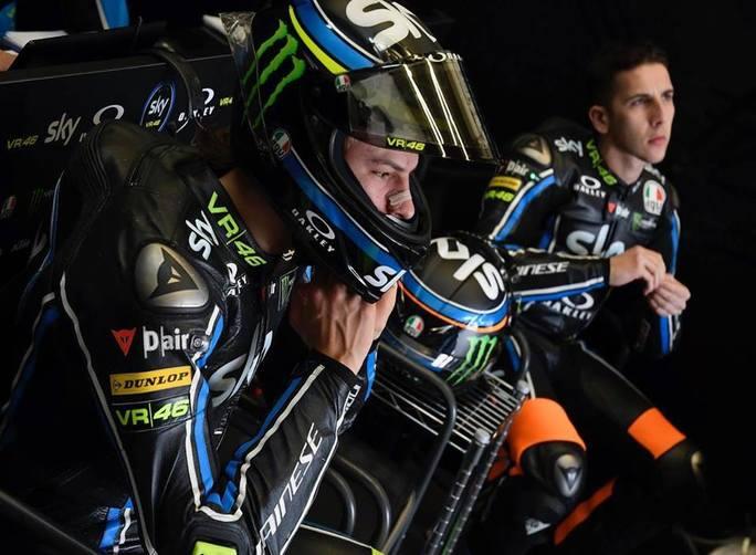 Moto3|I piloti dello Sky Racing Team VR46 alla ricerca di punti