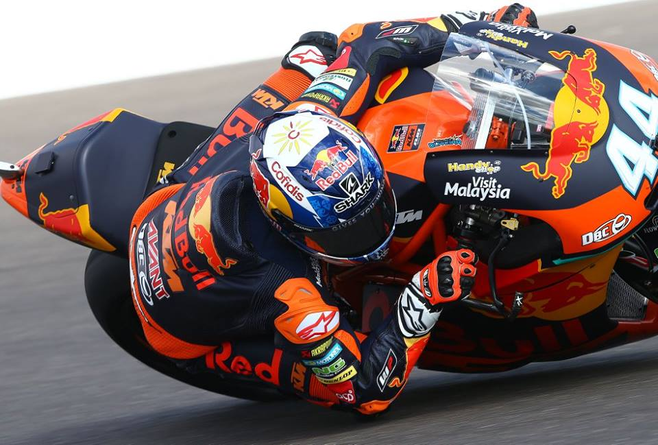 Moto2 Argentina, QP: Oliveira detta legge, Morbidelli 2°. Bene Pasini 6°