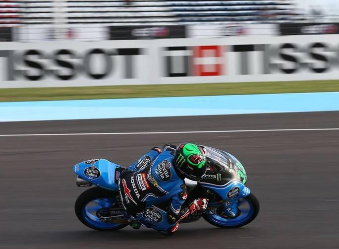 """Moto3 Argentina Gara: Bastianini, """"Peccato per la caduta"""""""