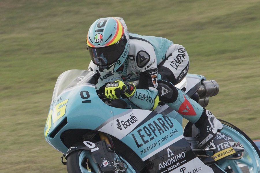 Moto3 Argentina Vince ancora Joan Mir, Andrea Migno quinto