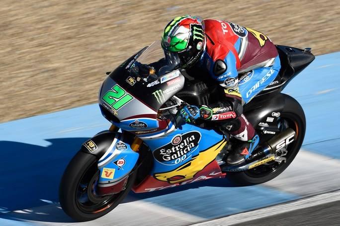 Moto2 Argentina, FP2: Morbidelli vola nella seconda sessione